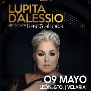 Concierto Lupita D Alessio