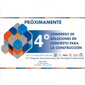 IV Congreso Nacional de Soluciones de Concreto & XV Congreso Iberoamericano del Hormigón Premezclado