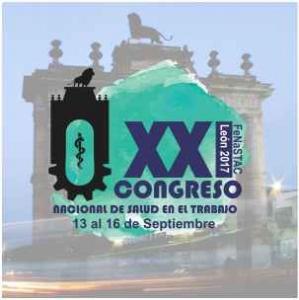XXI CONGRESO NACIONAL DE SALUD EN EL TRABAJO