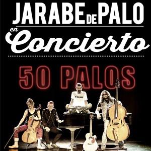 JARABE DE PALO - 50 PALOS