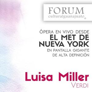 ÓPERA LUISA MILLER