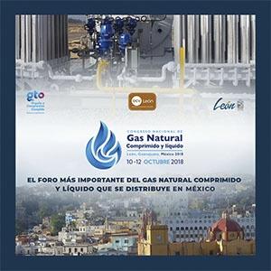 CONGRESO NACIONAL DE GAS NATURAL COMPRIMIDO Y LIQUIDO
