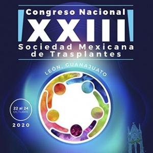 XXlll Congreso Nacional de la Sociedad Mexicana de Trasplantes