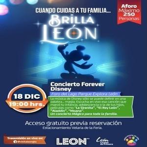Concierto Forever Disney