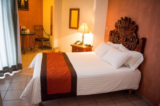 Hotel Real Azteca Blvd.