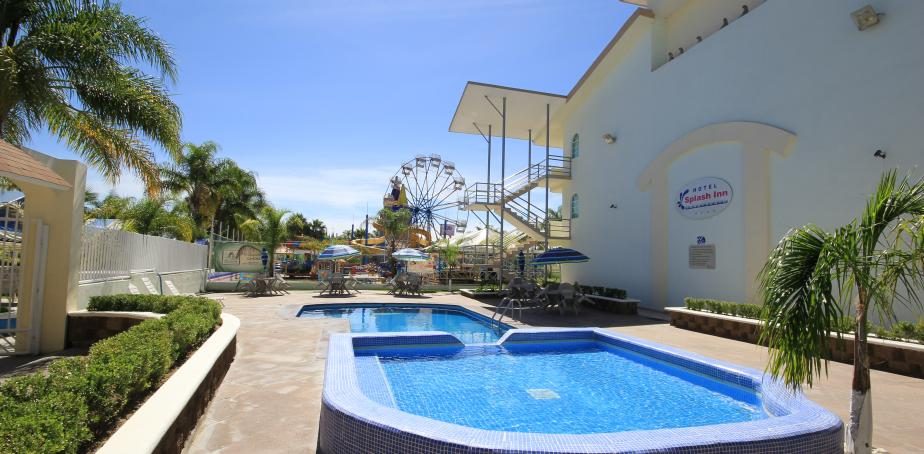 Hotel Splash Inn