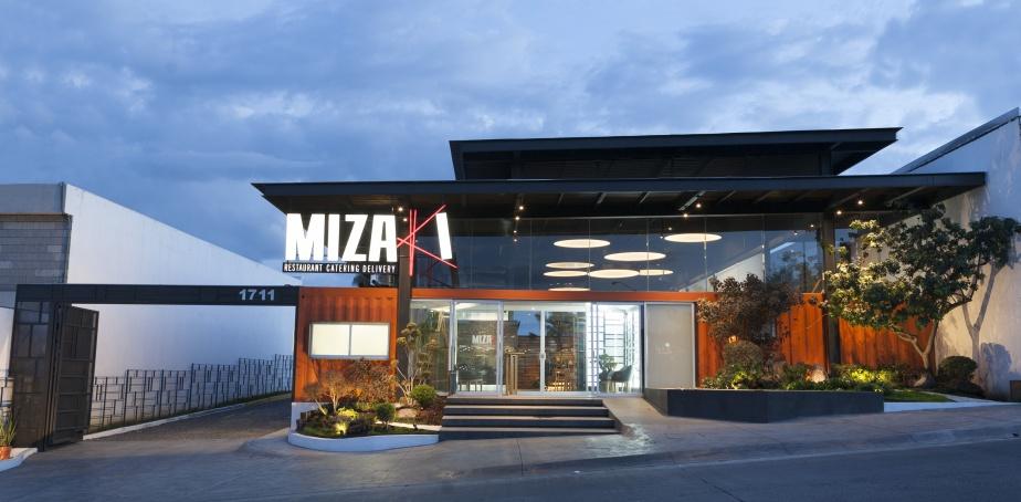MIZAKI  Restaurant Catering & Delivery